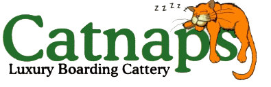 Catnaps boarding cattery logo, Monk Fryston, Selby, Leeds